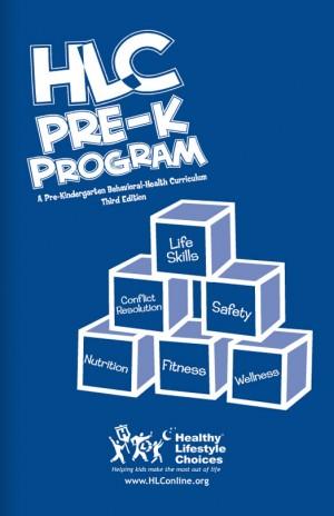 HLC Pre-K Curriculum