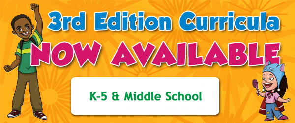 3rd Edition Curricula Now Available